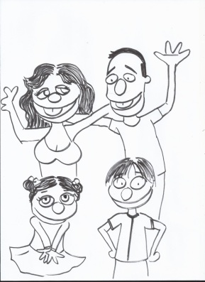 The Gallaghers - Muppet Style